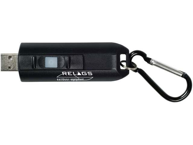 Basic Nature LED Trailer USB, black